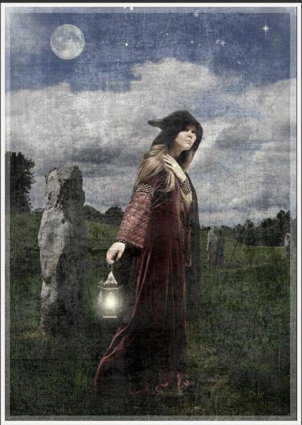 Hedgewitch  by ArwensGrace of DeviantArt - Angela Jayne Barnett