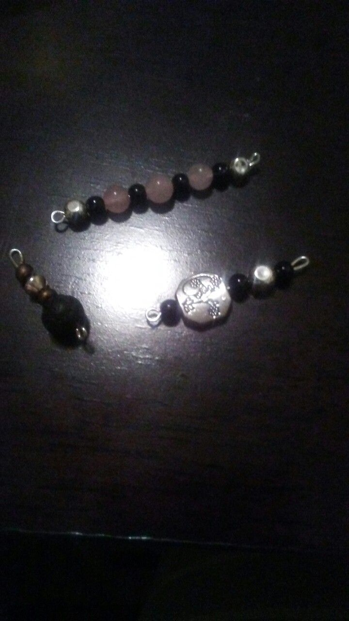 Lock jewelry extensions