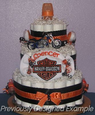 harley davidson baby shower spencerharleyf jpg custom spencer