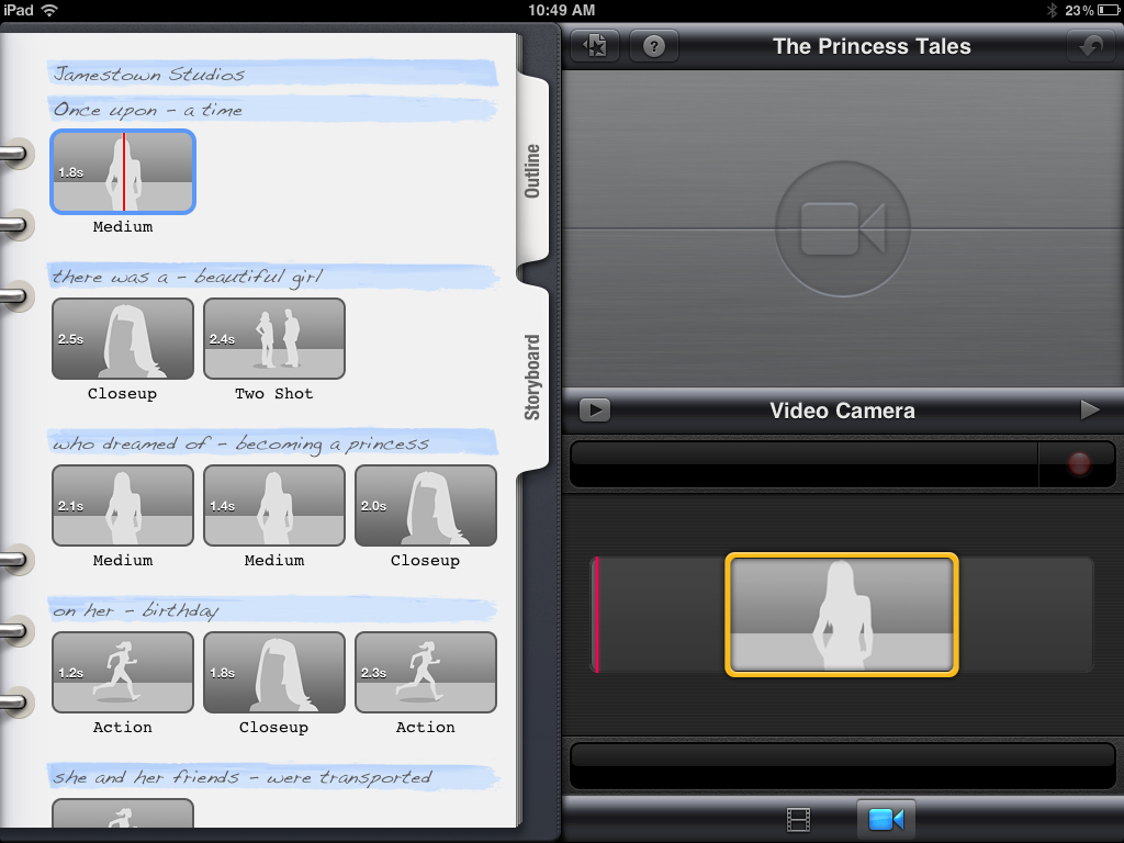 iMovie Trailers on the iPad: So easy a kid could teach you. And ...