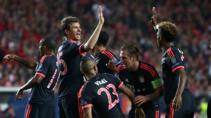 Pep Guardiola Vs Man City On Hold Bayern Draw Atletico Bayern Bayern Munich Pep Guardiola