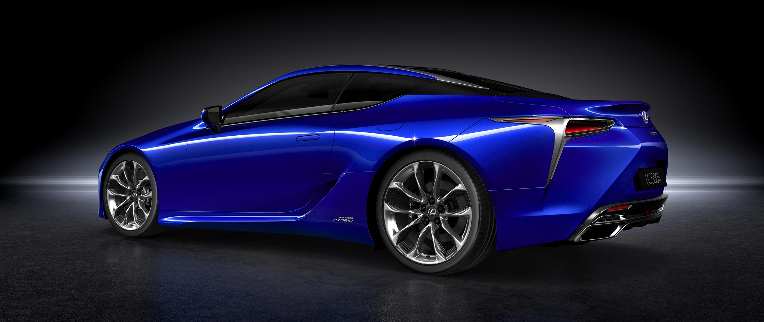 Lexus LC 500, Car, Vehicle, Hybrid, Electric Car Wallpaper