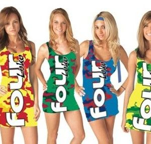 Four Loko Dress