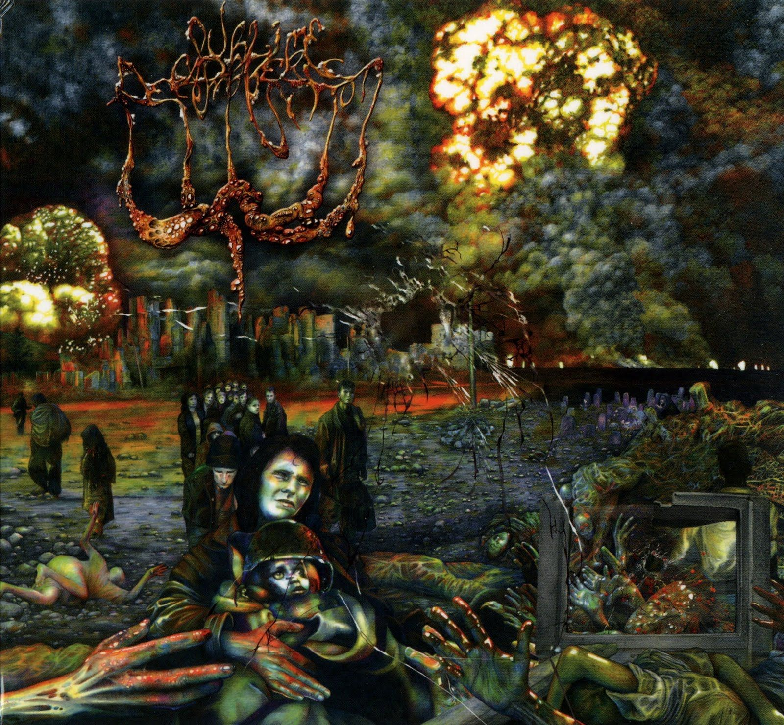 Sublime Cadaveric Decomposition - Inventory of Fixtures