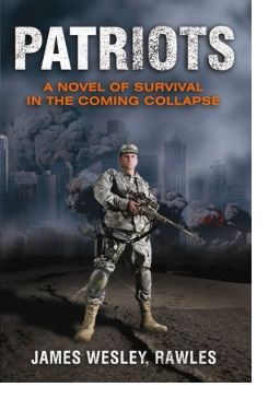 http://bookbarbarian.com/patriots-surviving-the-coming-collapse-by-james-wesley-rawles/ America faces a full-scale socioeconomic collapse—the stock market plummets, hyperinflation cripples commerce and the mounting crisis passes the tipping point. Practically overnight, the fragile chains of supply and high-technology infrastructure fall, and wholesale rioting and looting grip every major city.  As hordes of refugees and looters pour out of the cities, a small group of fr