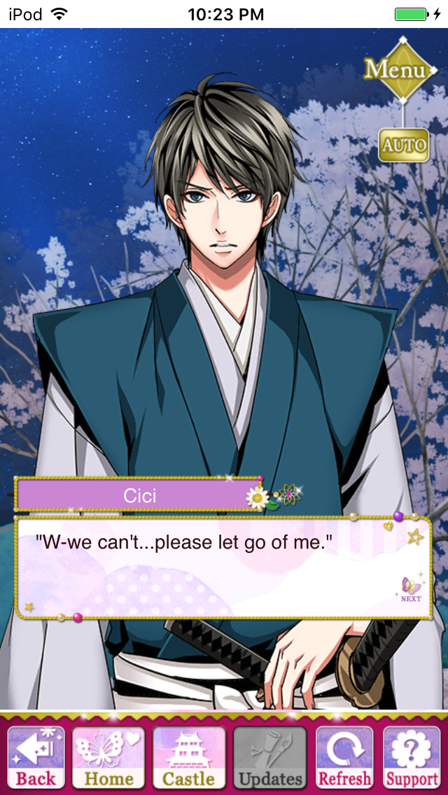Mitsuhide story eventAscension of Divine Bride event