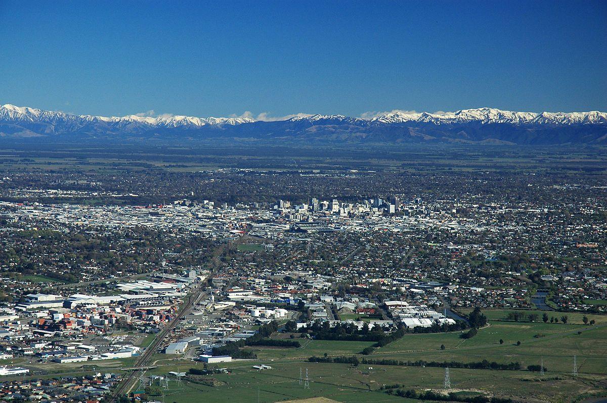 Christchurch (Nowa Zelandia)
