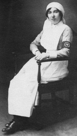 St John VAD Nurse