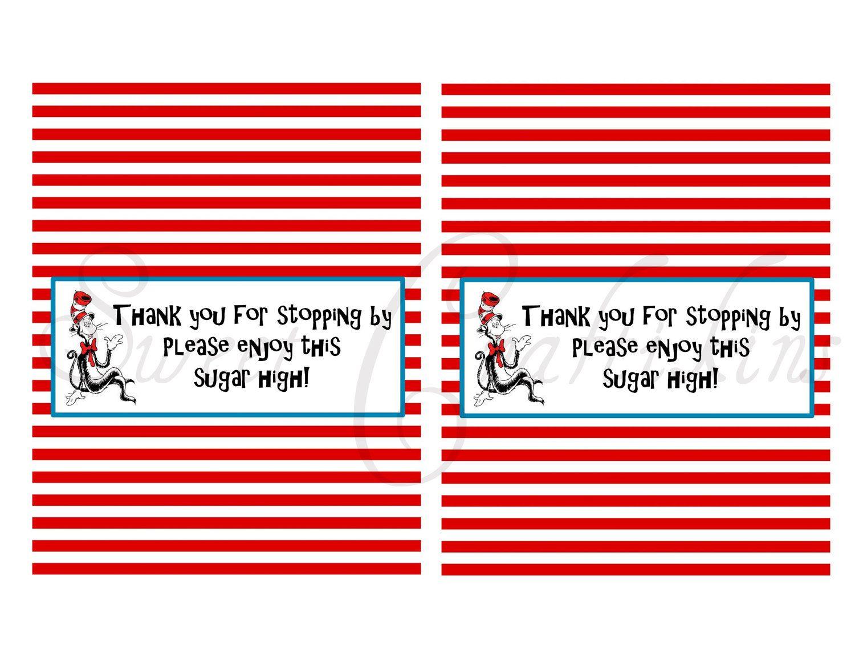 Diy Printable Candy Bar Wrapper