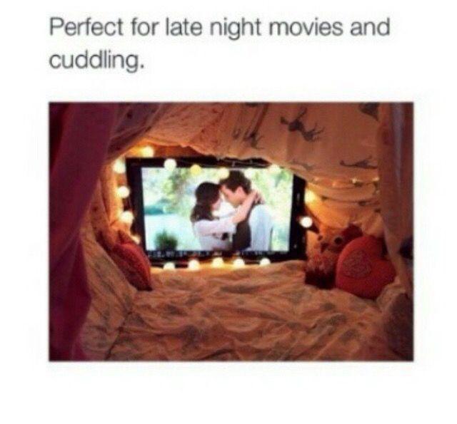 cute late night date ideas