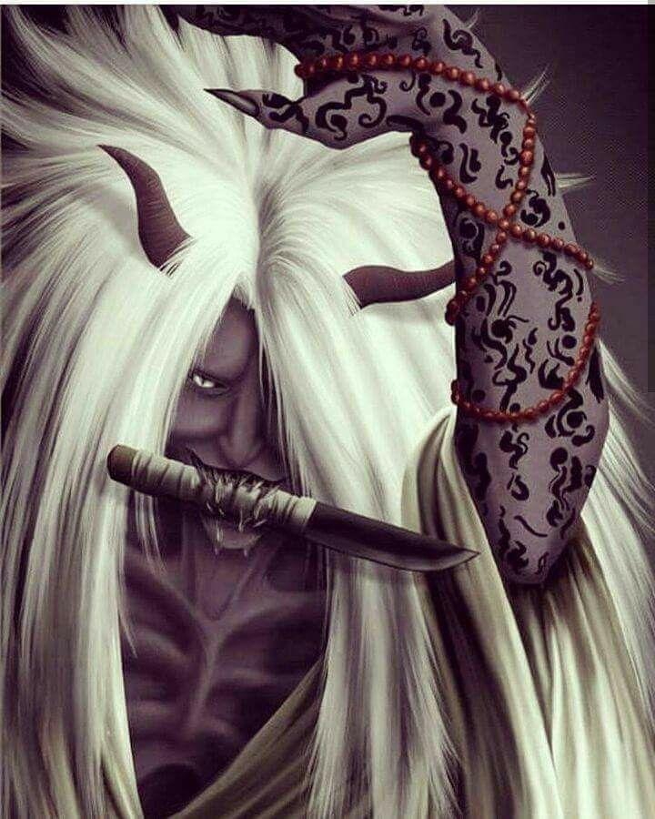 Death Reaper Seal Wallpaper ♠♠♠ #Hiruzen #Minato #Demon