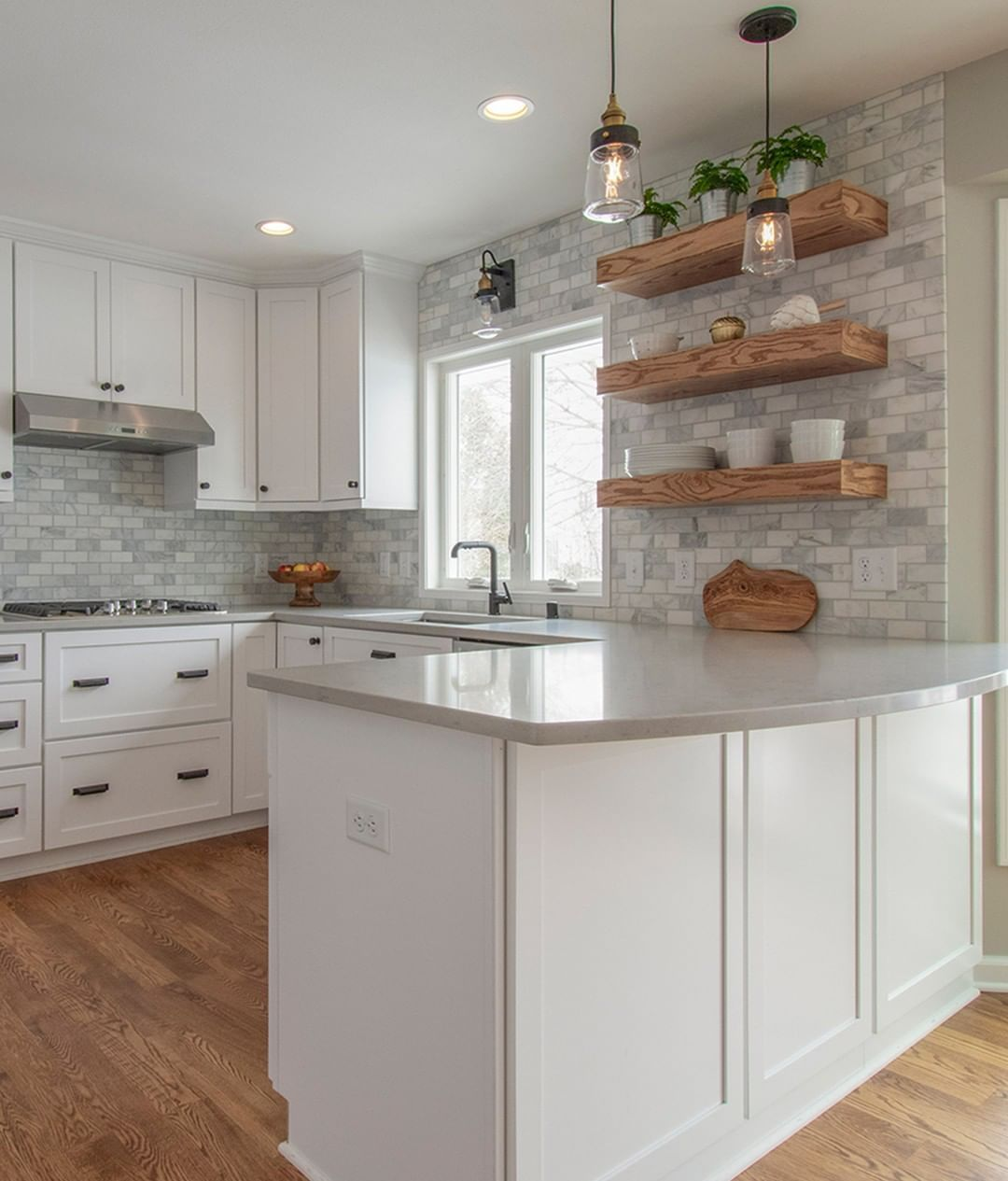 White Kitchen Cabinets Maintenance: Had You Told Us There Was A Kitchen Design That Was