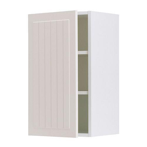 akurum wall cabinet ikea you can customize spacing as needed