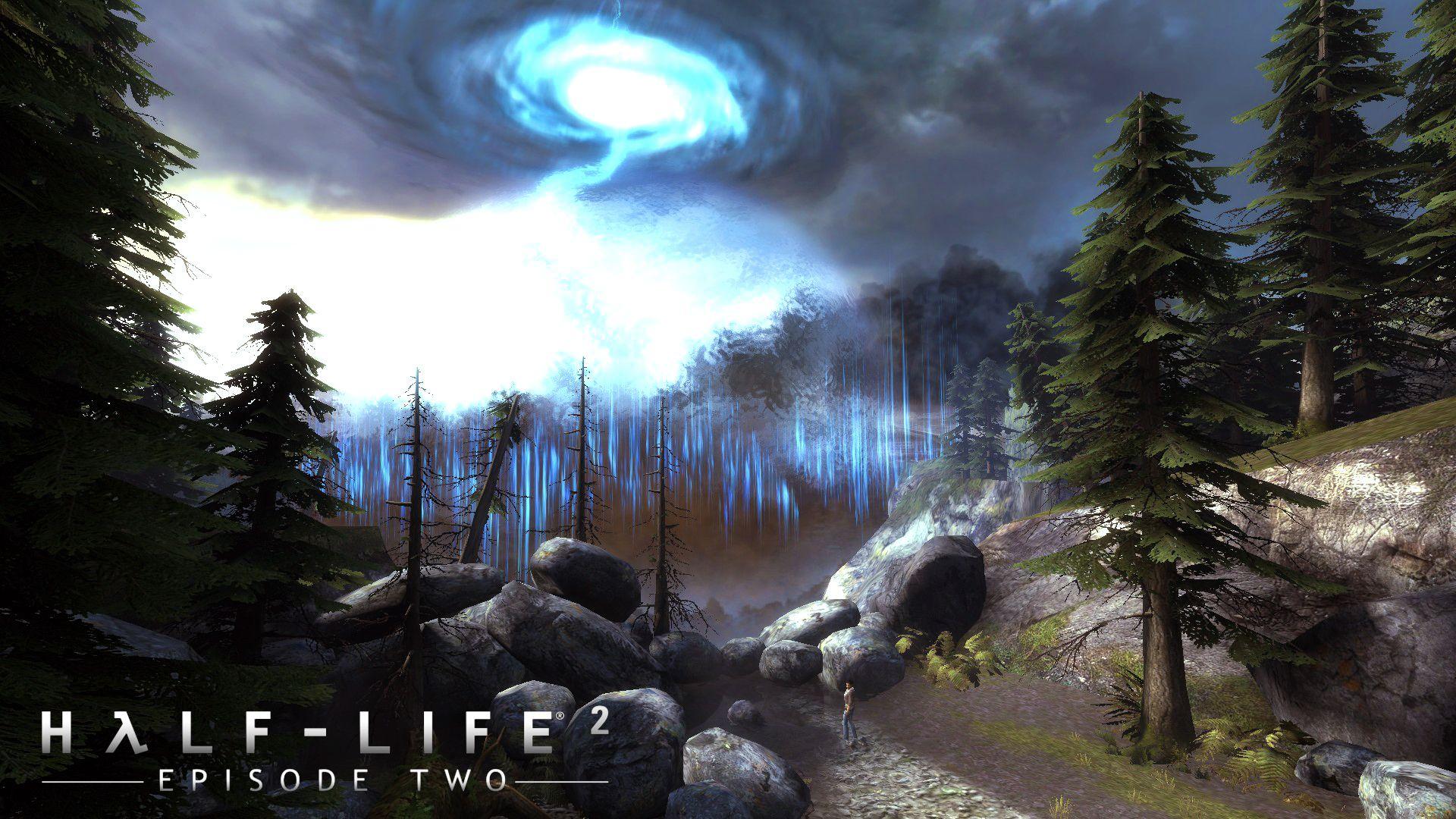 Hl2 Ep2 Portal Storm Half Life Game Half Life Portal