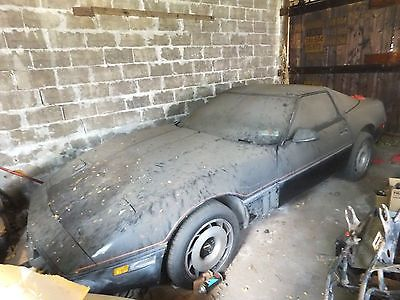 Chevrolet Corvette Cpe 1984 Chevrolet Corvette Cpe Barn Find Vette Http Usabarnfinds Com Chevrolet Corvette Cpe 1 Barn Finds Barn Find Cars Junkyard Cars