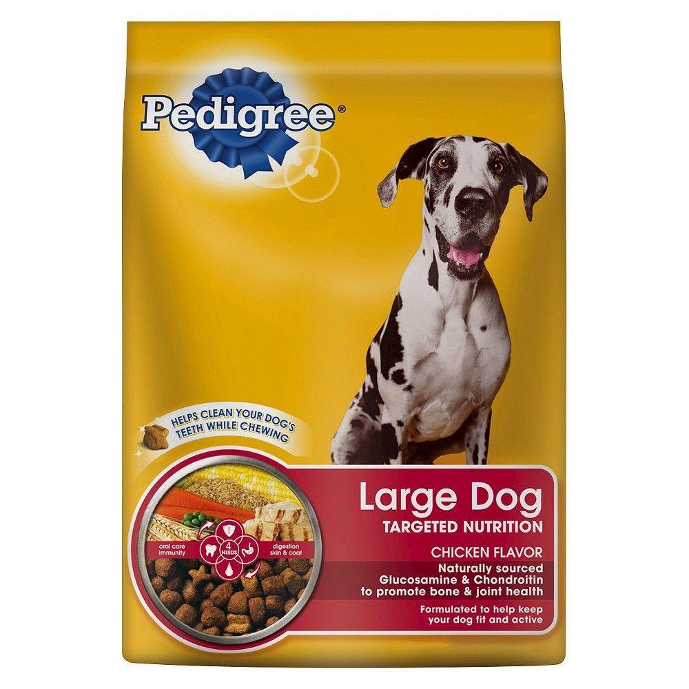 Pedigree Adult Large Dog Targeted Nutrition Chicken Dry Dog