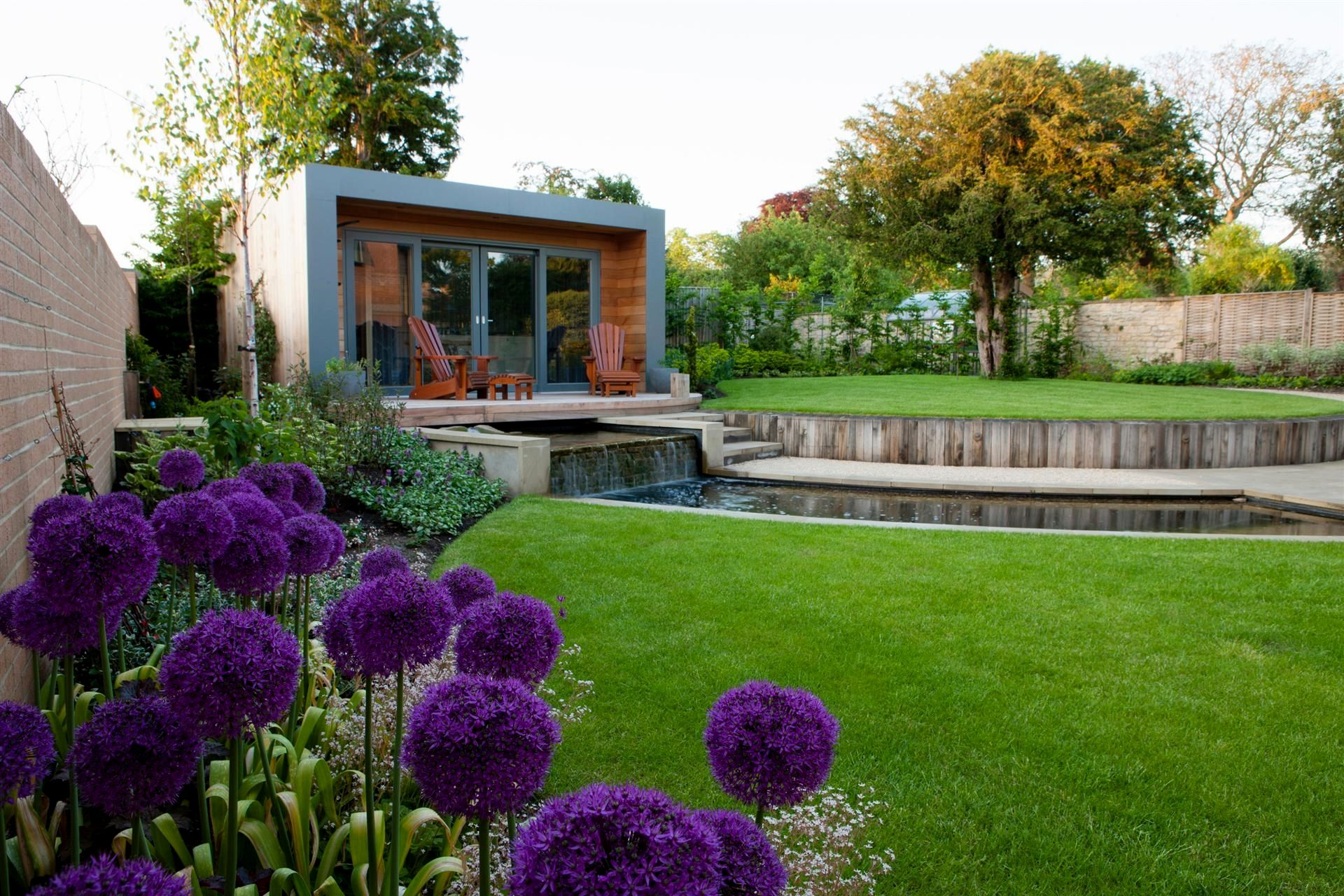 garden design magazine uk | English garden design, Garden ...