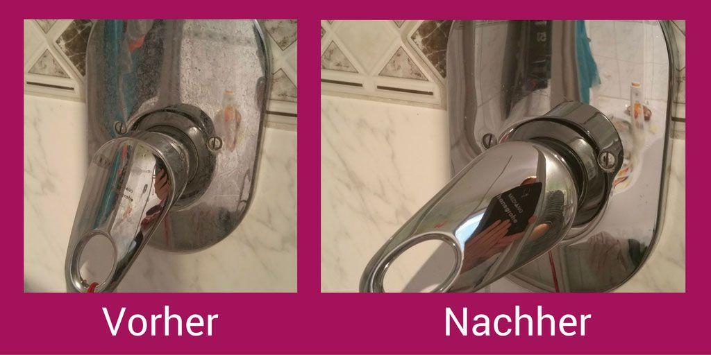 Kalk in der Dusche (mit Bildern) Fliesenfugen reinigen