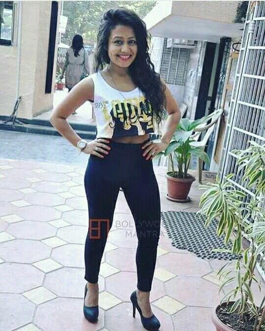 Neha Kakkar Neha Kakkar Curvy Girl Clothes