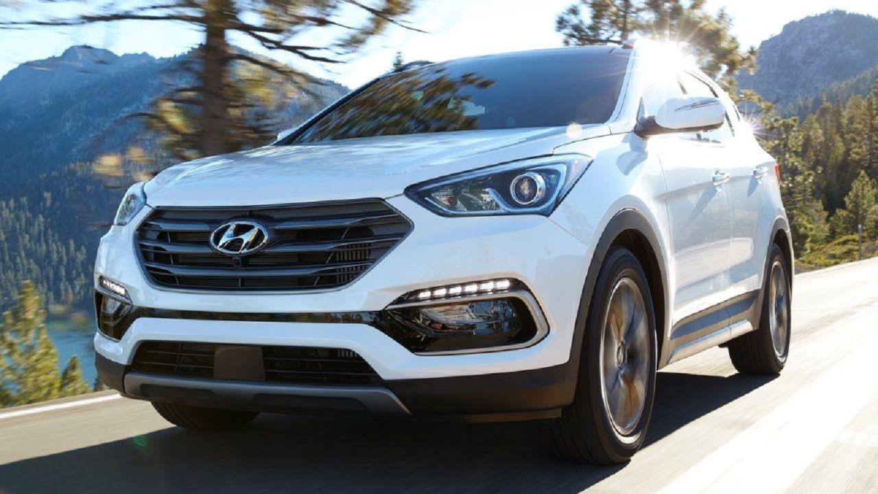 2017 Hyundai Santa Fe Sport Review Hyundai santa fe