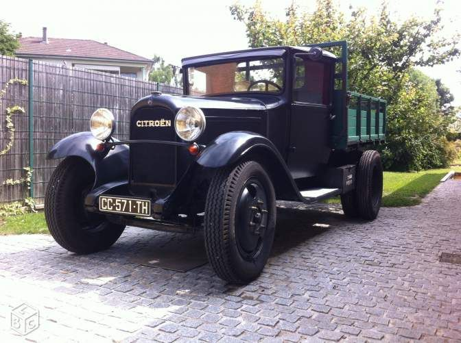 citroen ac 4 pick up plateau 1932 10cv voiture r nover pinterest voitures vehicule. Black Bedroom Furniture Sets. Home Design Ideas