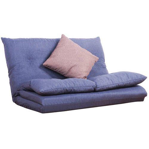 Awesome Merax Adjustable Fabric Folding Sofa Chair Chaise Floor Cjindustries Chair Design For Home Cjindustriesco