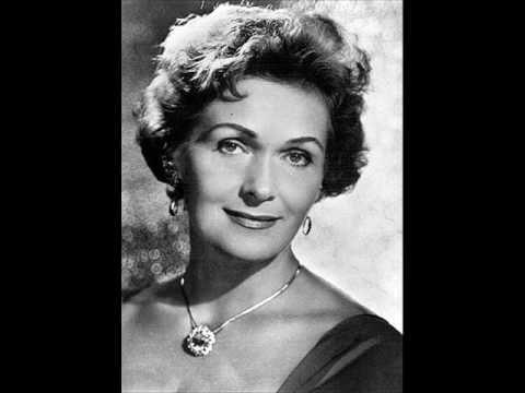 """Elisabeth Schwarzkopf: Vier Letzte Lieder- Beim Schalfengehen (Strauss) - """"Going to Sleep"""""""