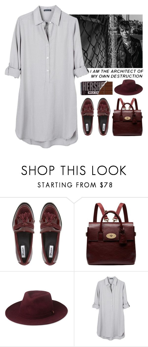 """""""It's a Shirtdress!"""" by aguniaaa ❤ liked on Polyvore featuring Mulberry, Whistles, Hedi Slimane, United by Blue, shirtdress, polyvoreeditorial, polyvorecontest and PolyvoreMostStylish"""