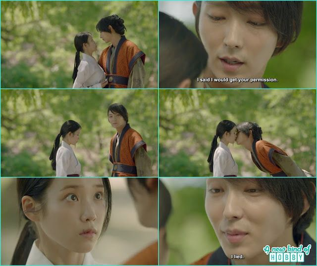 Scarlet Heart Ryeo With Images Moon Lovers Scarlet Heart