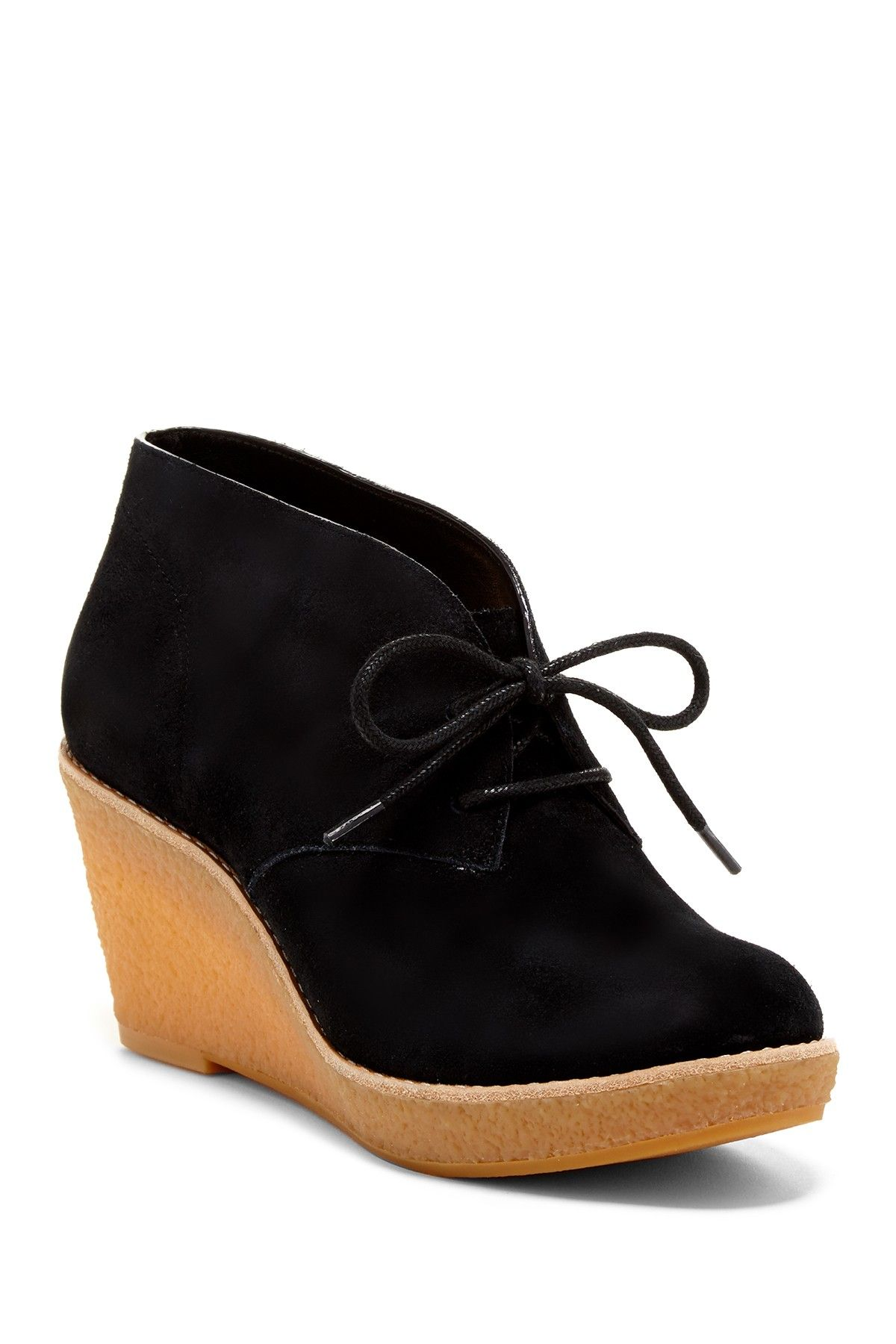 Halley Wedge Chukka by Cole Haan on @nordstrom_rack