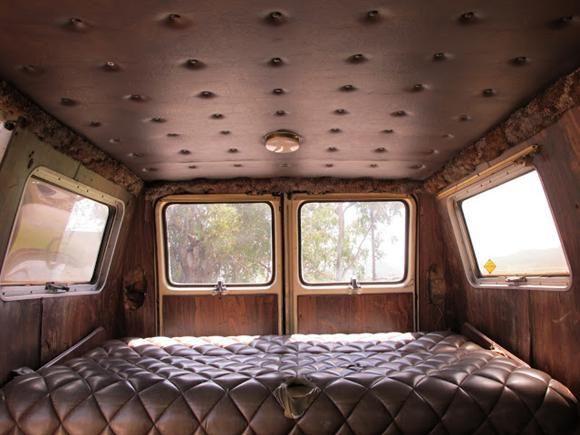 V8 Van Interior Ideas Custom V8 Van Conversion Boogie