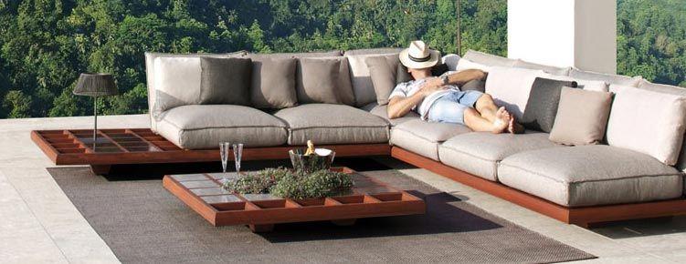 Loungegruppe Royal Botania Mozaix Lounge Gartenmobel Design Loungegruppe Lounge