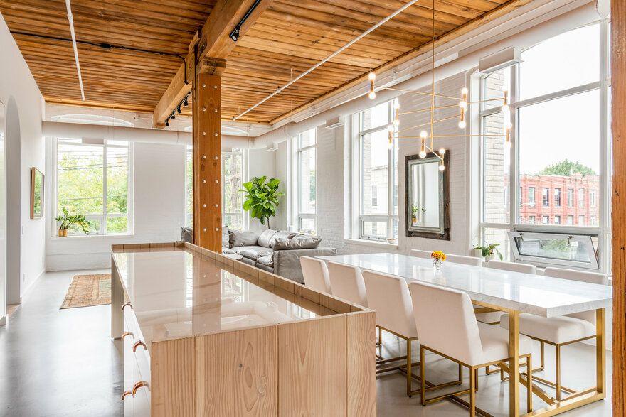 Candy Loft By Studioac In Toronto On Canada Loft Interiors Minimalism Interior Home Decor