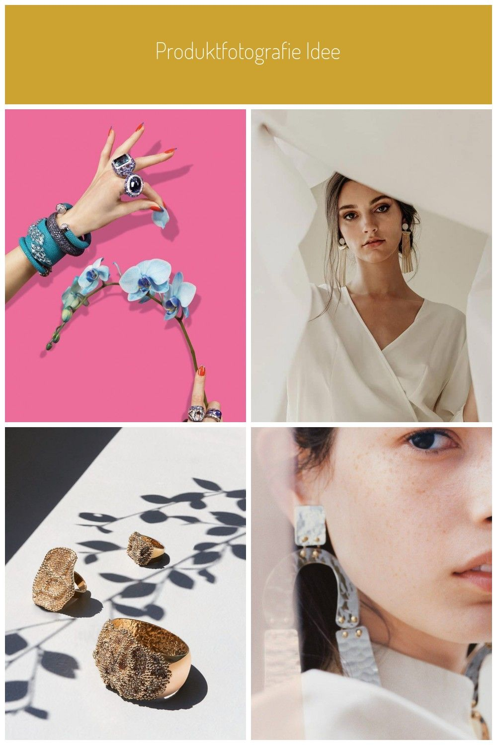 Photo of Blue jewelry editorial ideas for store content – instagram – #Blue #den #ed …