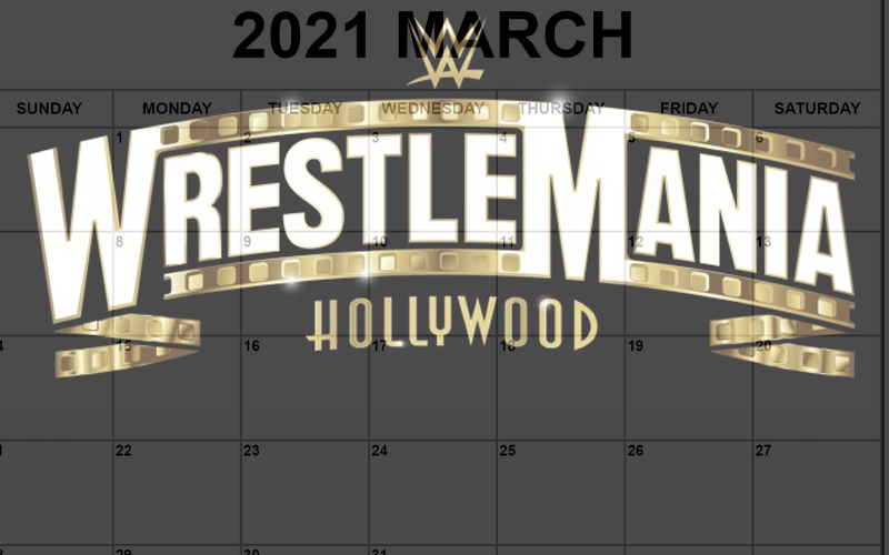 Why Wwe Moved Wrestlemania 37 To March Next Year Wrestlemania Wwe Wwe News