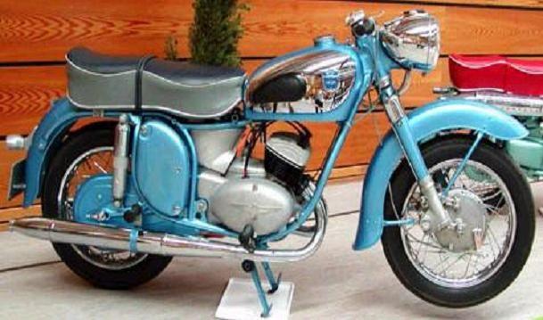 Adler Favorit Motorcycle Adler
