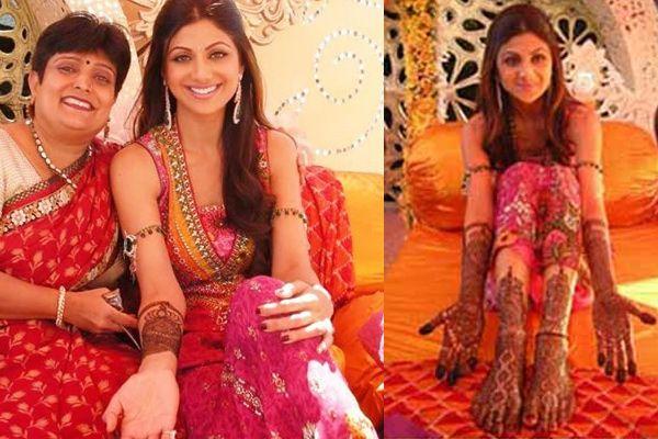 Mehndi Ceremony Of Shilpa Shetty : Shilpa shetty mehendi high on self pinterest