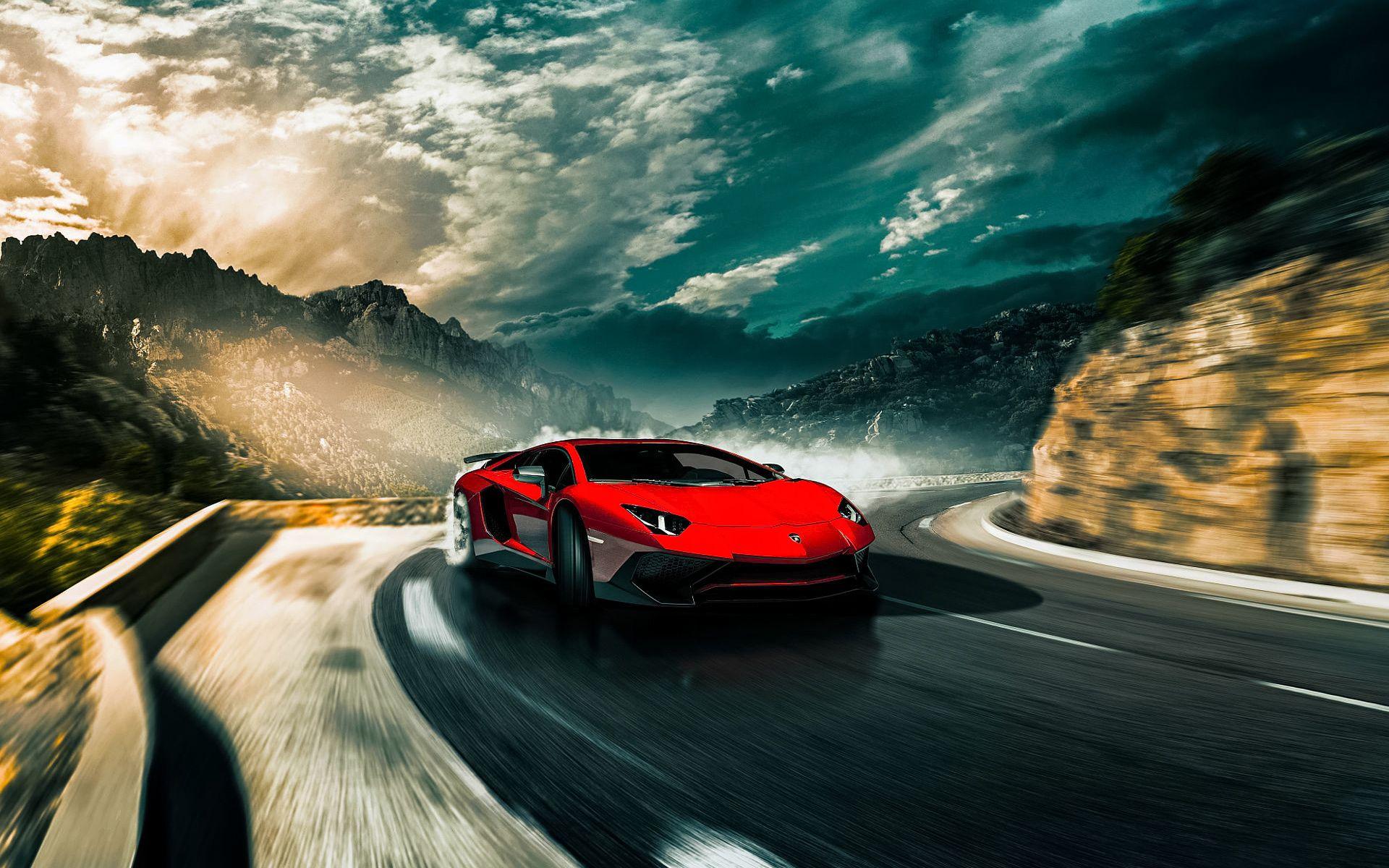 Ordinaire Lamborghini Aventador Superveloce RWD By DasHnezzPhotography