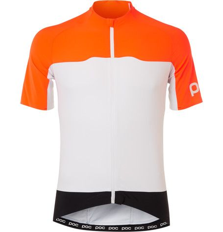 POC AVIP Mesh and Stretch-Shell Cycling Jersey.  poc  cloth  tops ... f23d40ed1