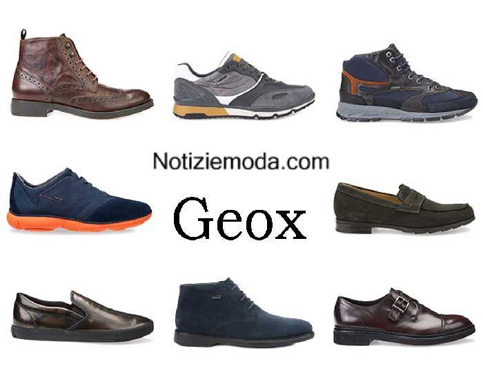 Geox scarpe uomo autunno inverno 2015 2016. Prezzi. Scarpe