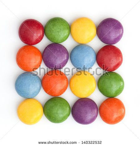 smartie colors - Google Search