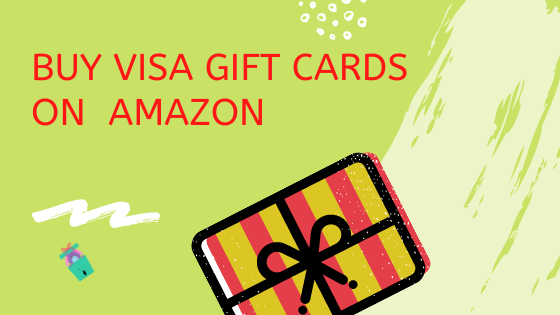 How To Use Visa Gift Cards On Amazon Visa Gift Card Visa Gift Card Balance Free Gift Cards Online