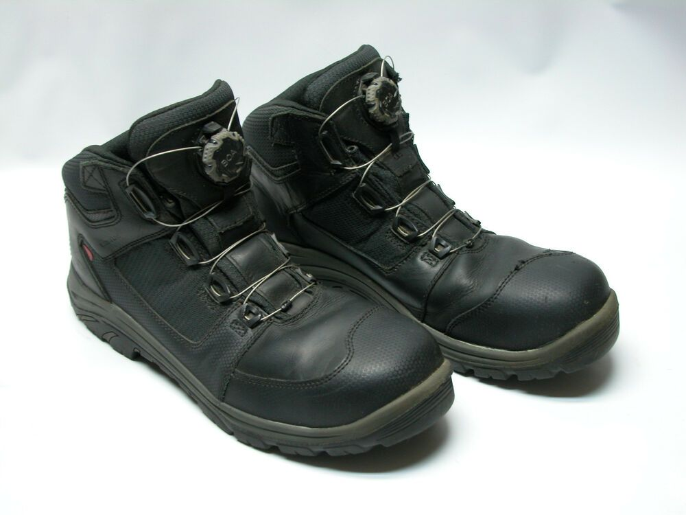 Red Wing Mens 16D Boa Lace Steel Toe
