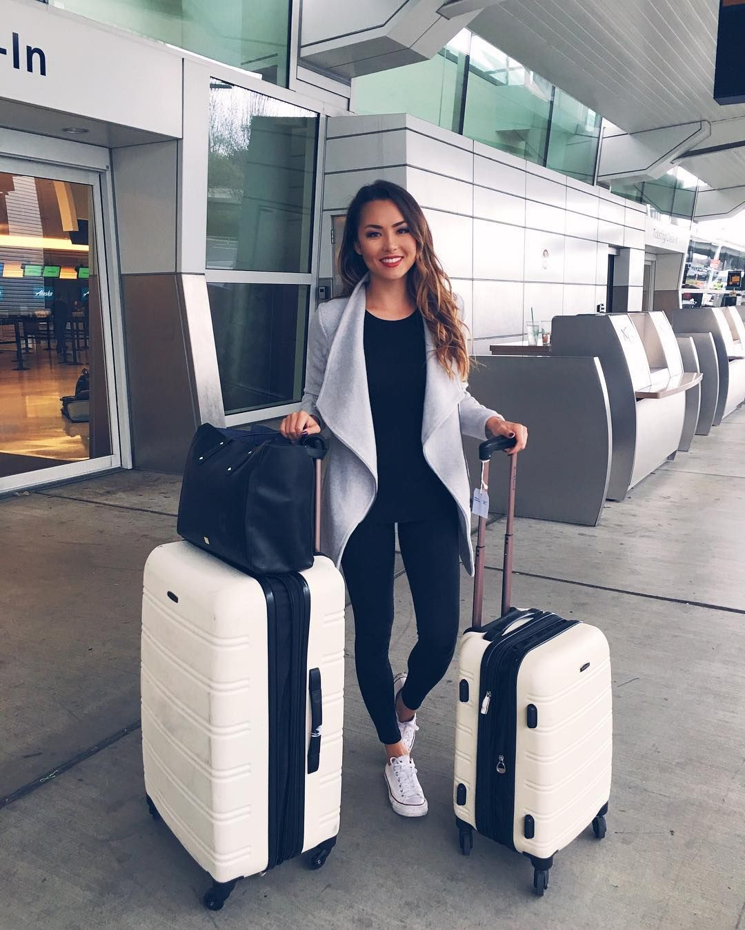 Please airlines. Create a special class for beautifull women