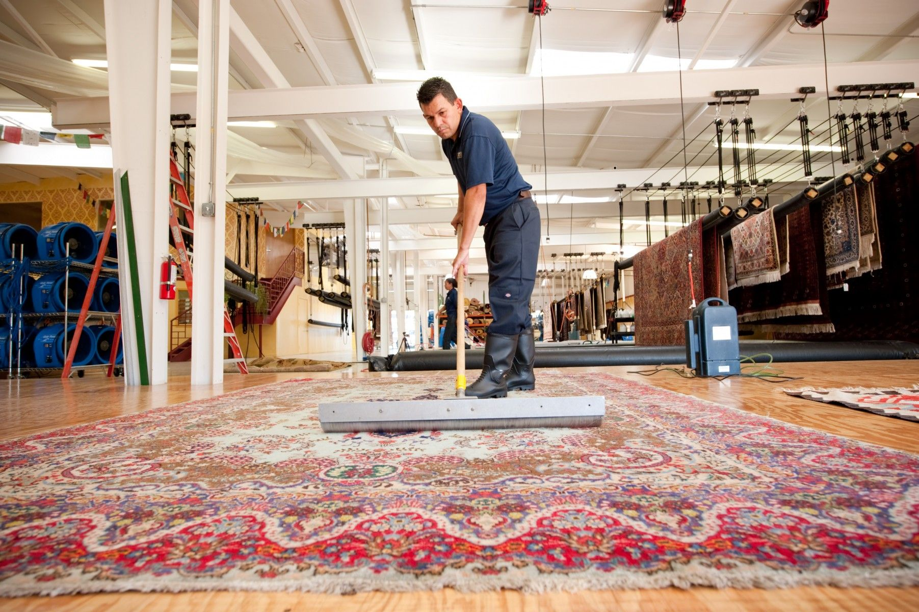 Myom cleaning Services hires only fully trained professionals who specialize steam cleaning of carpet. #SteamCleaning Visit on: http://goo.gl/DoLj2o