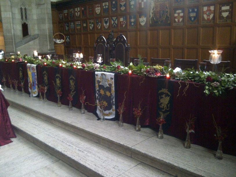 Medevil Wedding Decor Wedding Themes Think Unique Medieval Themed