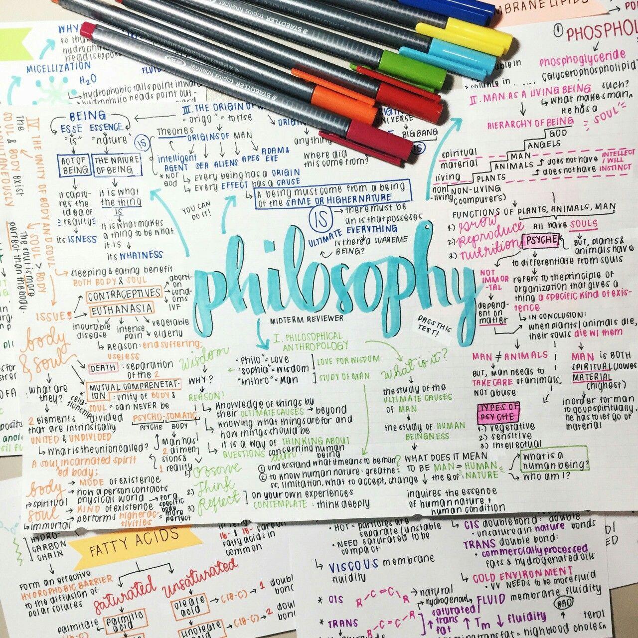 Pinterest:@artsyzar | S t u d y | Study notes, Presentation