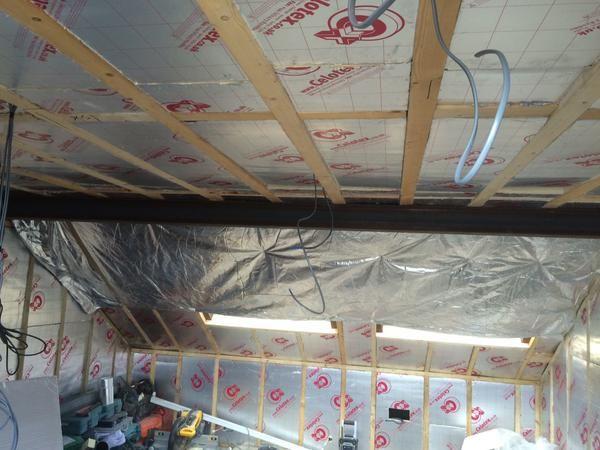 celotex insulation boards for a manchester loft conversion. Black Bedroom Furniture Sets. Home Design Ideas