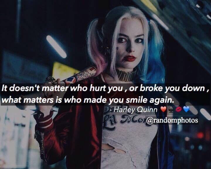 Harley Quinn Joker Pinterest Frases Harley Quinn And Frases
