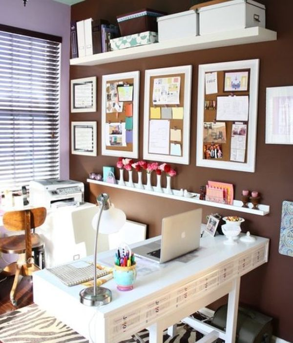 Delightful Tips For Organizing Your Home Office